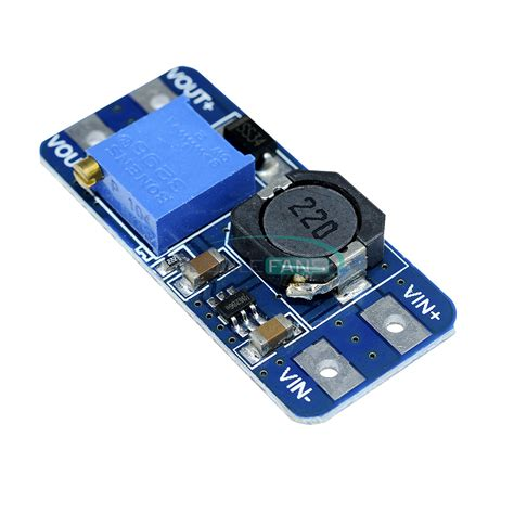 Dc Dc Step Up Power 2a Module Mt3608 Power Booster Dc To Dc 5pcs mt3608 dc dc step up power apply module booster 2a