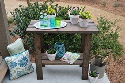 inexpensive potting bench 65 diy potting bench plans completely free