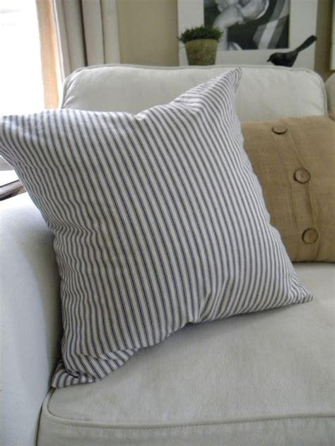 pillow ticking bedding 17 best images about ticking on pinterest mattress