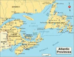 regional maps of new brunswick