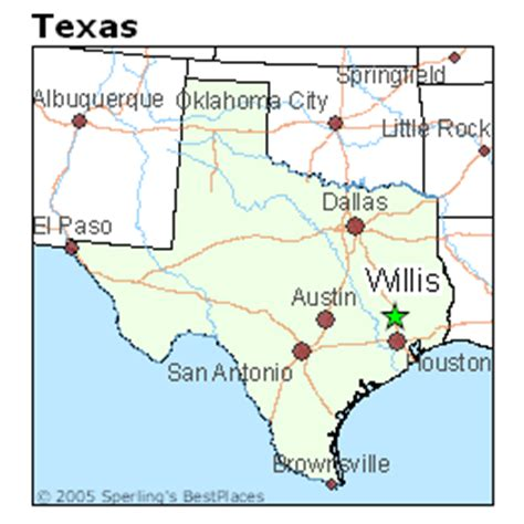 map of willis texas best places to live in willis texas