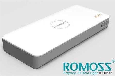 Romoss Polymos 10 10 000mah pin sạc dự ph 210 ng romoss polymos 10 10 000mah 2015