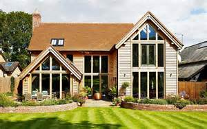 styles of houses to build oak frame second self build homebuilding renovating