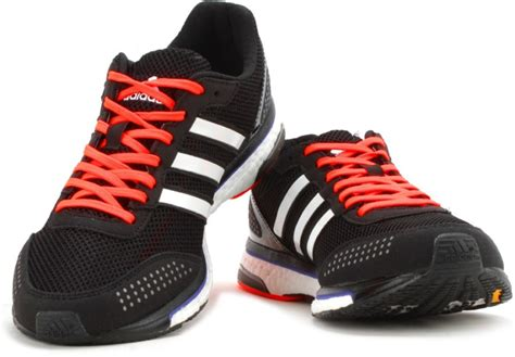 adidas running shoes buy black ftwwht rawoch color adidas running shoes at best price