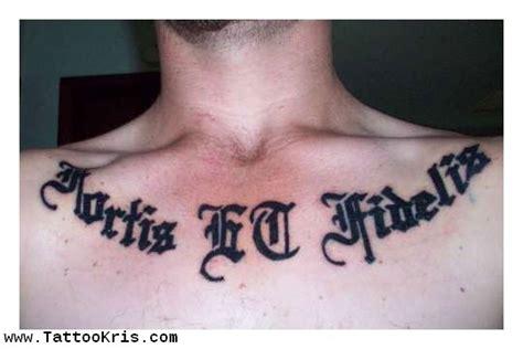 latin chest tattoo quotes latin quotes for tattoos quotesgram