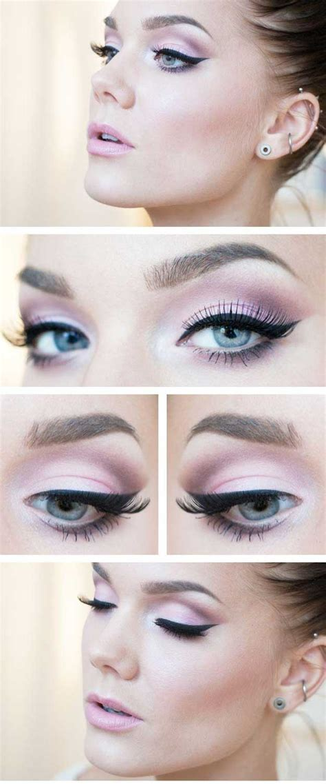 35 Wedding Makeup for Blue Eyes   The Goddess