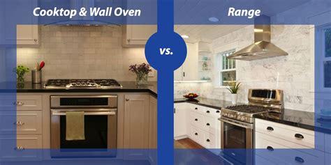 cooktop versus range top wolf vs thermador vs dacor vs viking gas cooktops