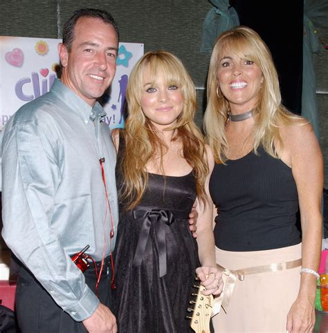 Dina Lohan Child Exploiter And Other Stuff by Why Dina And Michael Lohan Are Amends Page Six