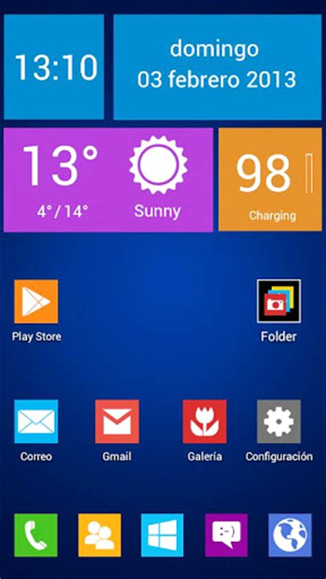 windows 8 theme for android phone free apk next launcher theme windows 8 v1 0 apk free android apps apk