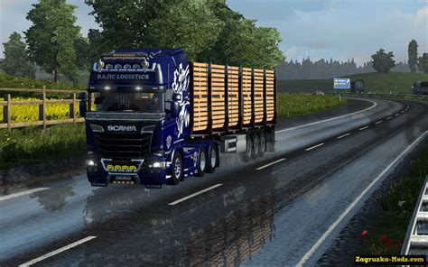 Mod Euro Truck Simulator 2 Game Modding | graphic improved mod by ion for ets 2 187 download game mods