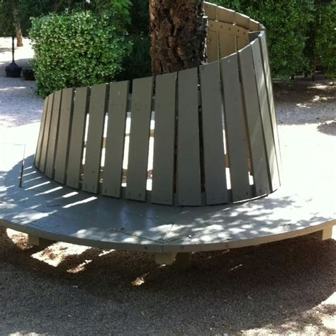 bench around a tree design best 25 bench around trees ideas on pinterest patio