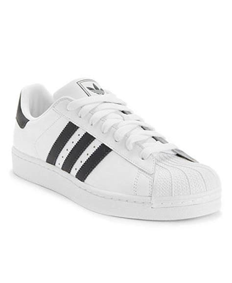 adidas s originals superstar 2 sneakers from finish line shoes macy s