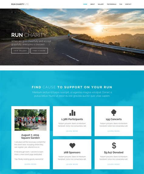 17 Free Bootstrap Themes Templates Free Premium Templates What Is A Bootstrap Website Template