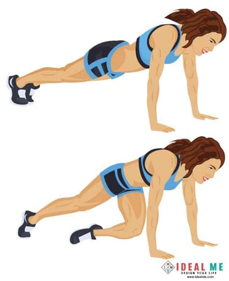 abs  steel  calorie workout ideal