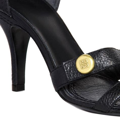 New Givenchy High Heel 3 In 1 1698 3 givenchy black heeled sandals for sale at 1stdibs