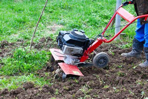 Garten Umgraben Maschine by R 252 Ckenfreundliche Bodenkultivierung Mit Der Motorhacke Haushaltsapparate Net