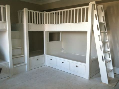 built in beds built in bunk beds page 3 carpentry picture post