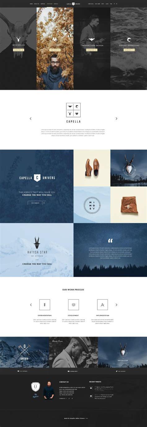 design inspiration responsive de 25 bedste id 233 er inden for web responsive p 229 pinterest