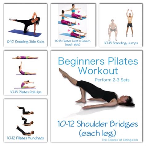 workout beginners pilates pilates