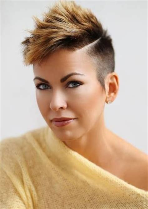 are side cut hairstyles still in fashion 2015 side buzz hair pixie buzz cuts short hair