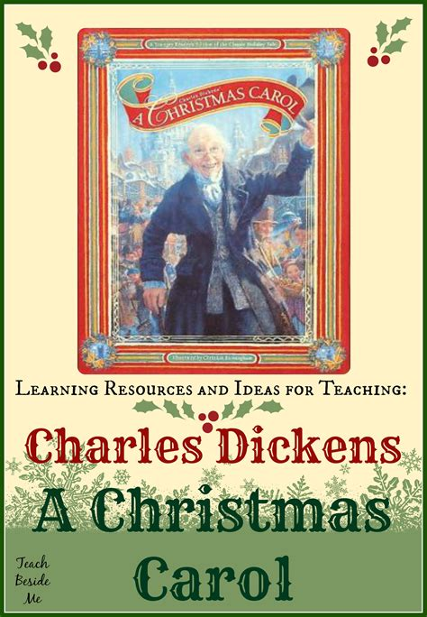 charles dickens a christmas carol lesson ideas teach