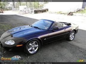1998 Jaguar Xk 1998 Jaguar Xk Xk8 Convertible Amaranth Pearl Ivory