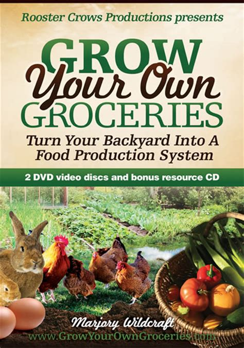 backyard food production shop our store