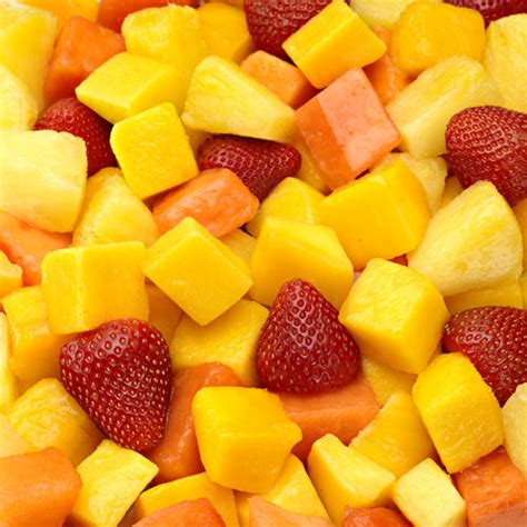 mixed fruit mixed fruit wawona frozen foods