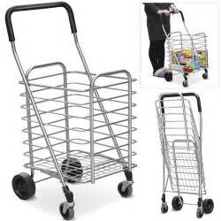 Lightweight Cart New Durable Portable Lightweight Aluminum Folding