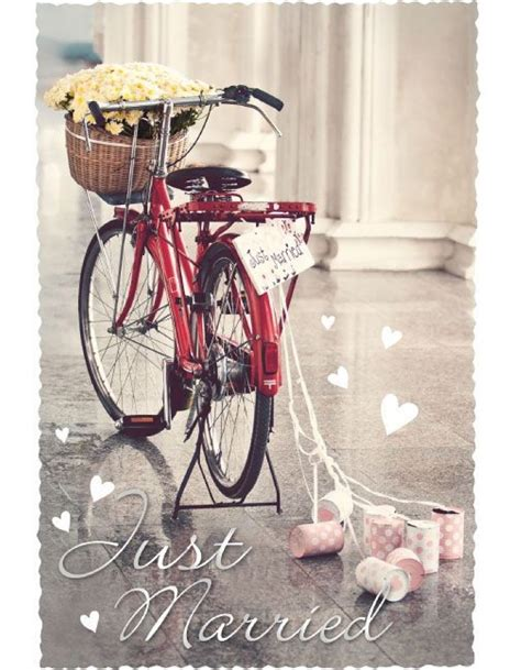 Just Married Auto Karte by Just Married Karte Creactie