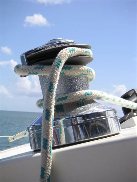 free boat winch stock photo freeimages - Boat Winch Photos