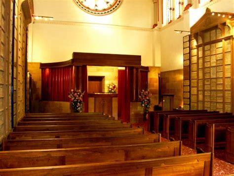 manchester crematorium chapel interior images frompo
