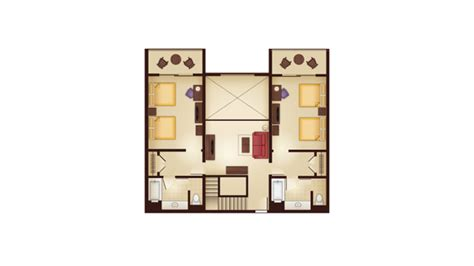 Kidani Village 2 Bedroom Villa Floor Plan by Kidani Village 3 Bedroom Villa Max Occupancy The Dis