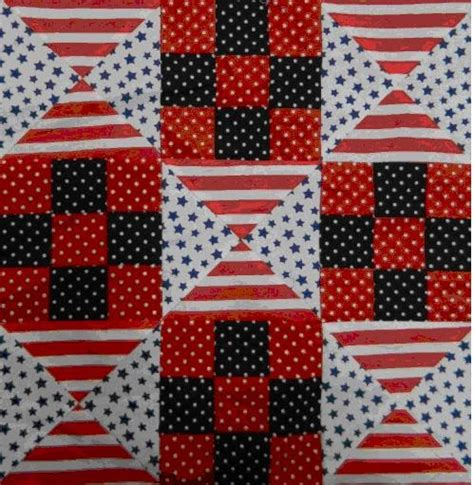 Berrima Patchwork - berrima patchwork free pattern 12 block 4th of july