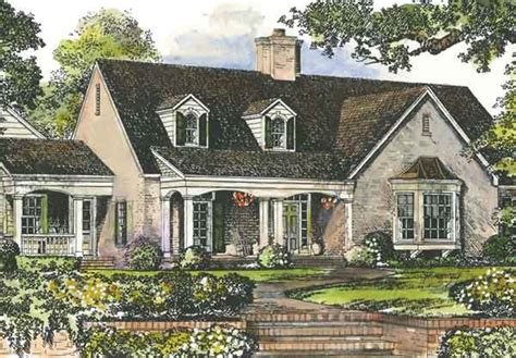 cottage living magazine house plans peachtree cottage john tee architect southern living house plans