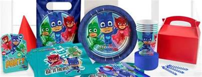 pj masks party supplies party delights