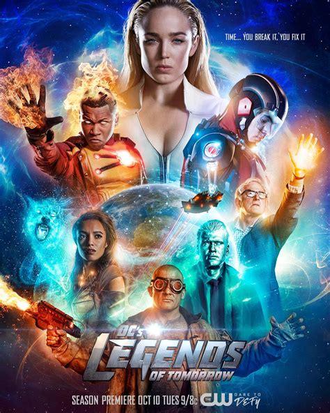 film seri legend of tomorrow legends of tomorrow on twitter quot time you break it you