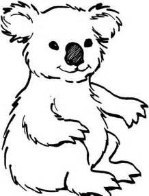 dessins koala 224 colorier