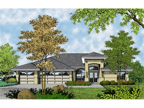 southwestern home designs marco mesa southwestern home plan 047d 0207 house plans