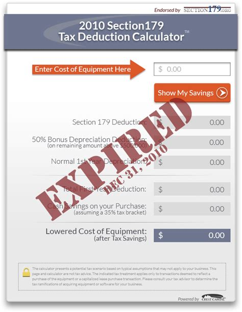section 179 election section 179 deduction calculator 28 images section 179