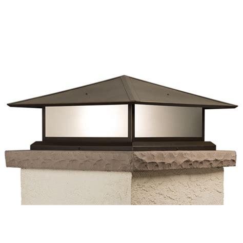 outdoor column mount lighting outdoor column mount lighting berkeley column mount