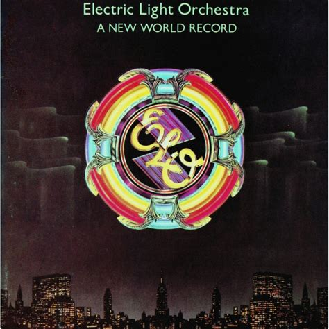 Recent Records A New World Record By Electric Light Orchestra Lp With Bibichenoel Ref 114743079