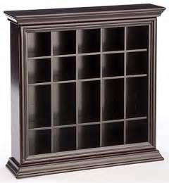Display Cabinet For Glasses Glass Cabinet Mahogany Wooden Countertop Or Wall