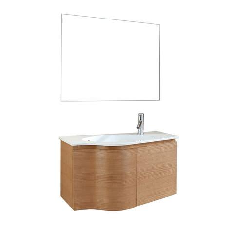 Vanity Roselle by Roselle 36 In Single Basin Vanity In Chestnut With