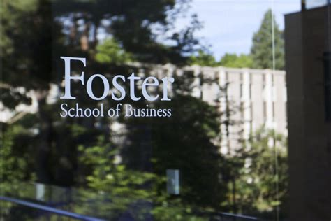 Foster School Of Business Mba Acceptance Rate foster school of business undergraduate acceptance rate