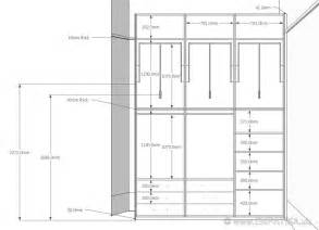 One Wall Kitchen Layout Ideas wardrobe dimensions google search wardrobe pinterest