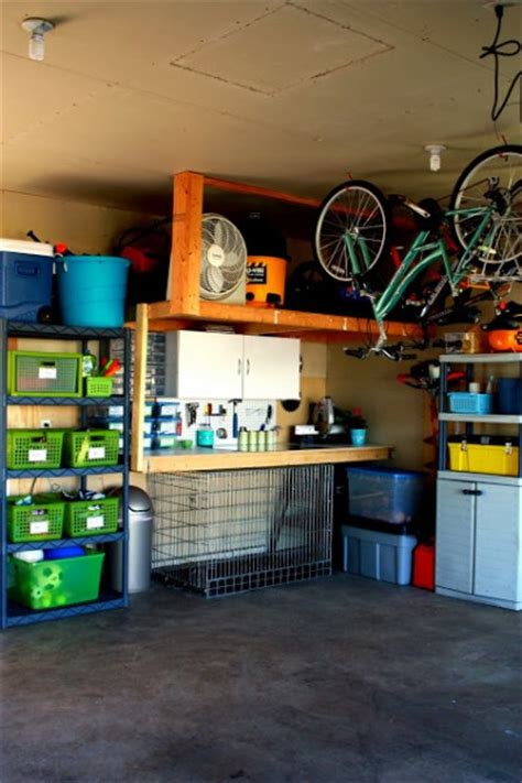 organizing the garage top ten pretty and organized garages and sheds remodelaholic