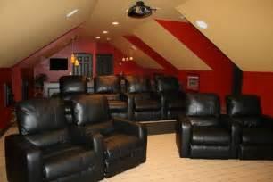 room above garage bonus room above garage home theater ideas inspiration pinterest theatre rooms garage