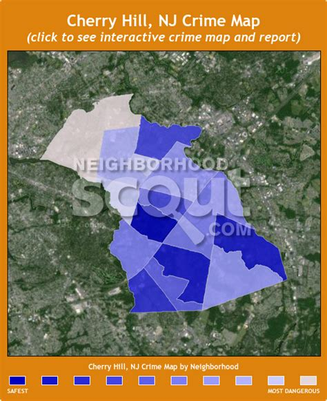 Detox Cherry Hill Cherry Hill Nj by Cherry Hill Crime Rates And Statistics Neighborhoodscout