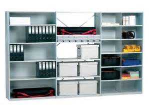 modular steel shelving modular steel closed shelving initial bays seton uk